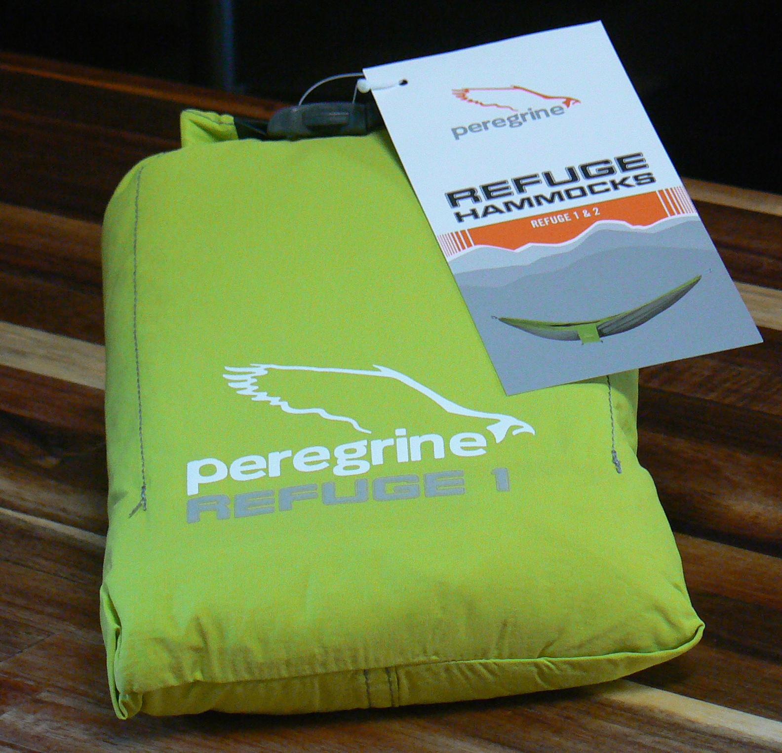 Peregrine refuge hamac